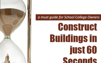 Construct Buildings in just 60 seconds